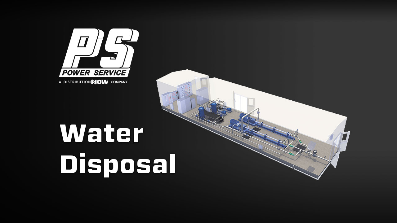Water Disposal _ Power Service a DistributionNOW Company _ DNOW
