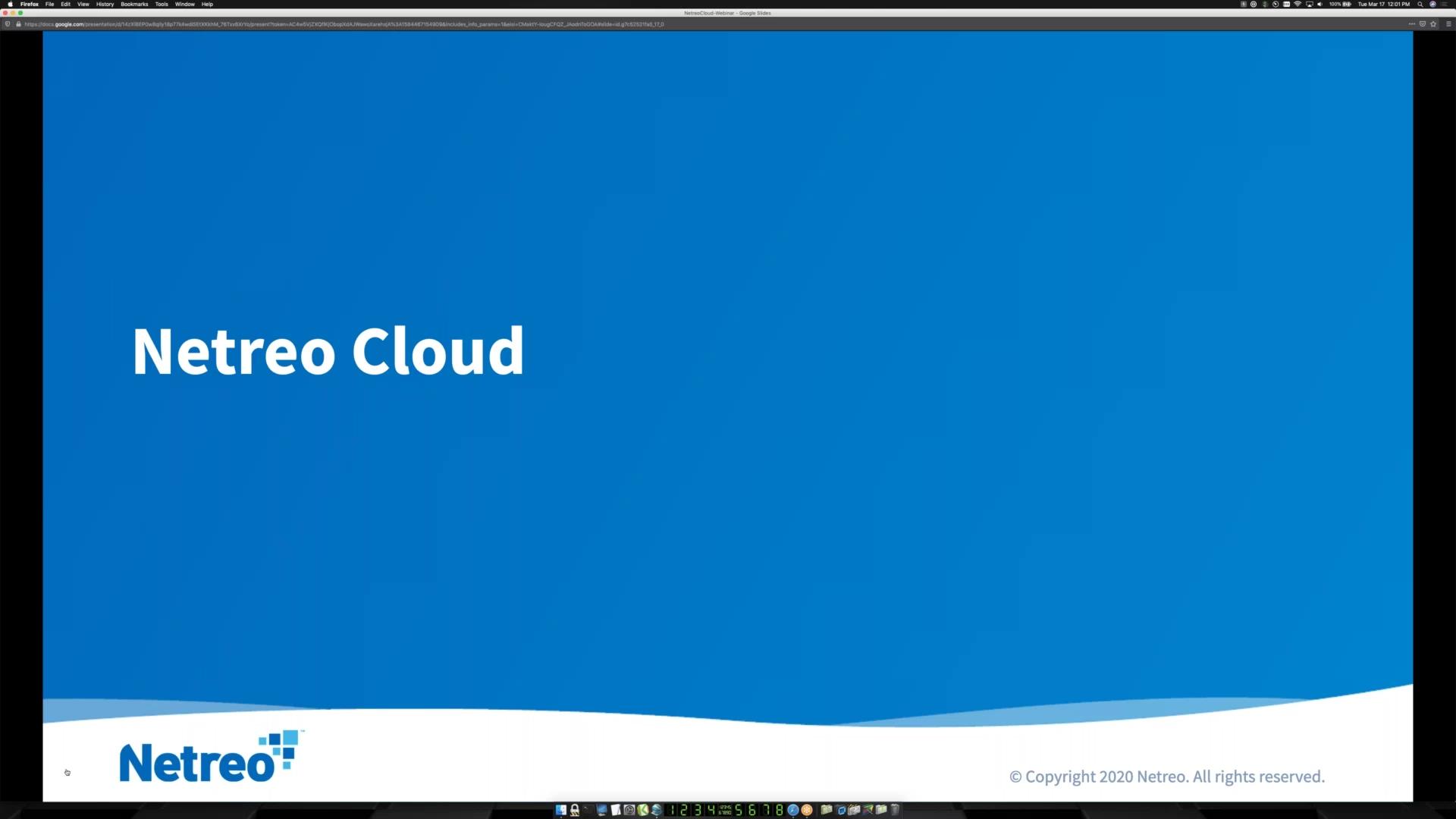 Introducing Netreo Cloud