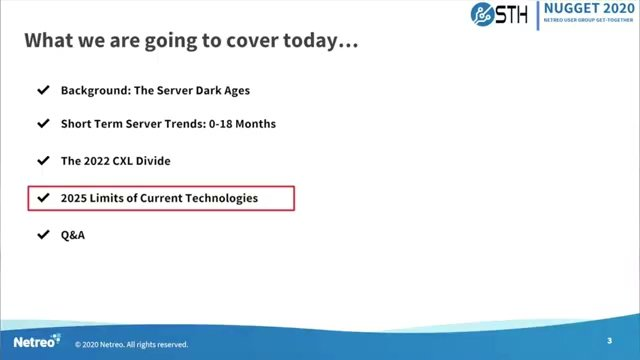 Exiting Stability_ How Server Building Blocks Will Completely Change in the Next 3-5 Years