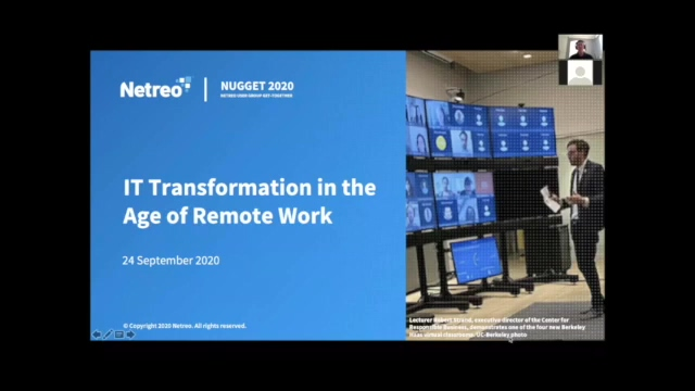 IT Transformation in the Age of Remote Work