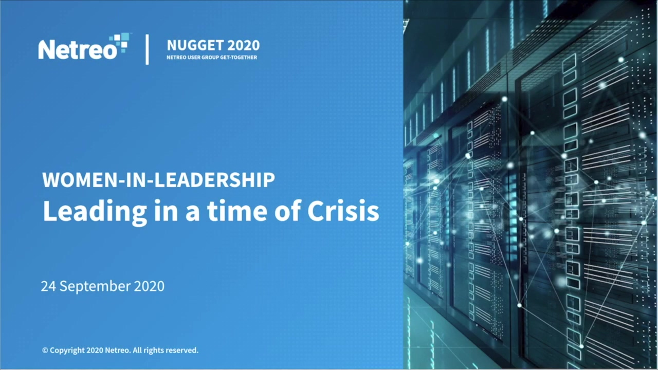 Women in Leadership_ Leading in a time of Crisis