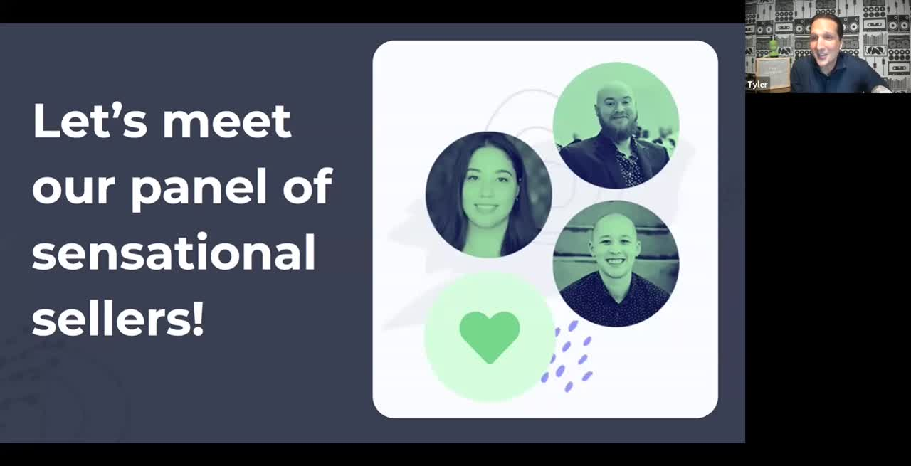 Webinar Example: Panel Discussion with High Velocity