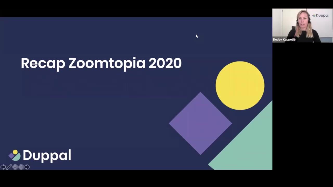 Duppal vlog - Zoomtopia 2020 #2