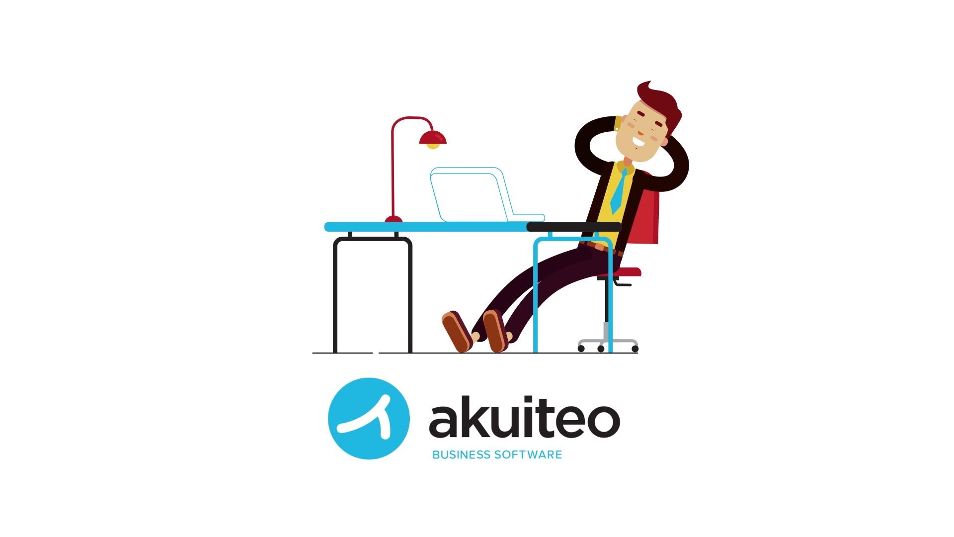Akuiteo pour les editeurs de logiciel - sous-titre FR