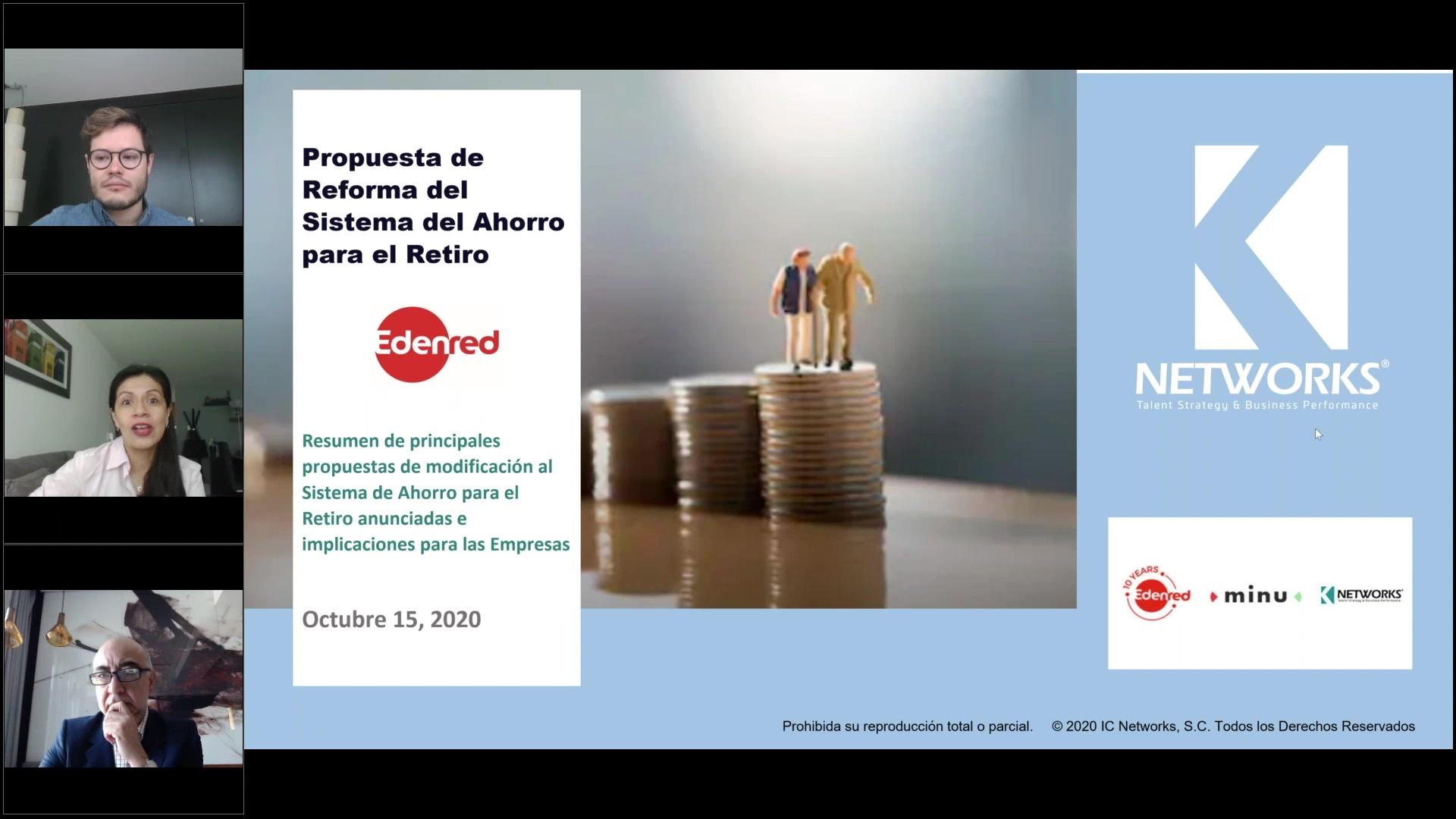69 clip webinar IMPACTO DE LA REFORMA DE PENSIONES DEL SISTEMA DE AHORRO PARA EL RETIRO IMPLICACIONE
