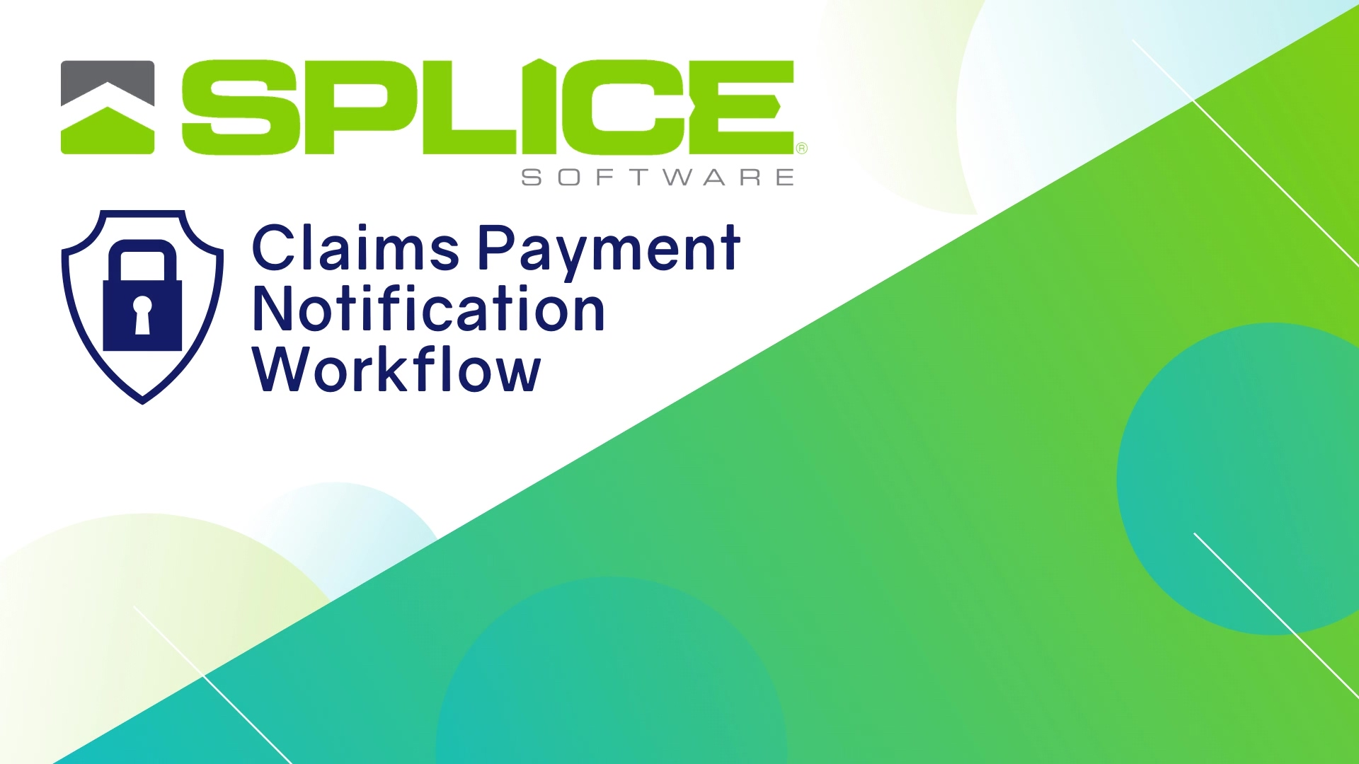 Claims Status Updates Workflow Video