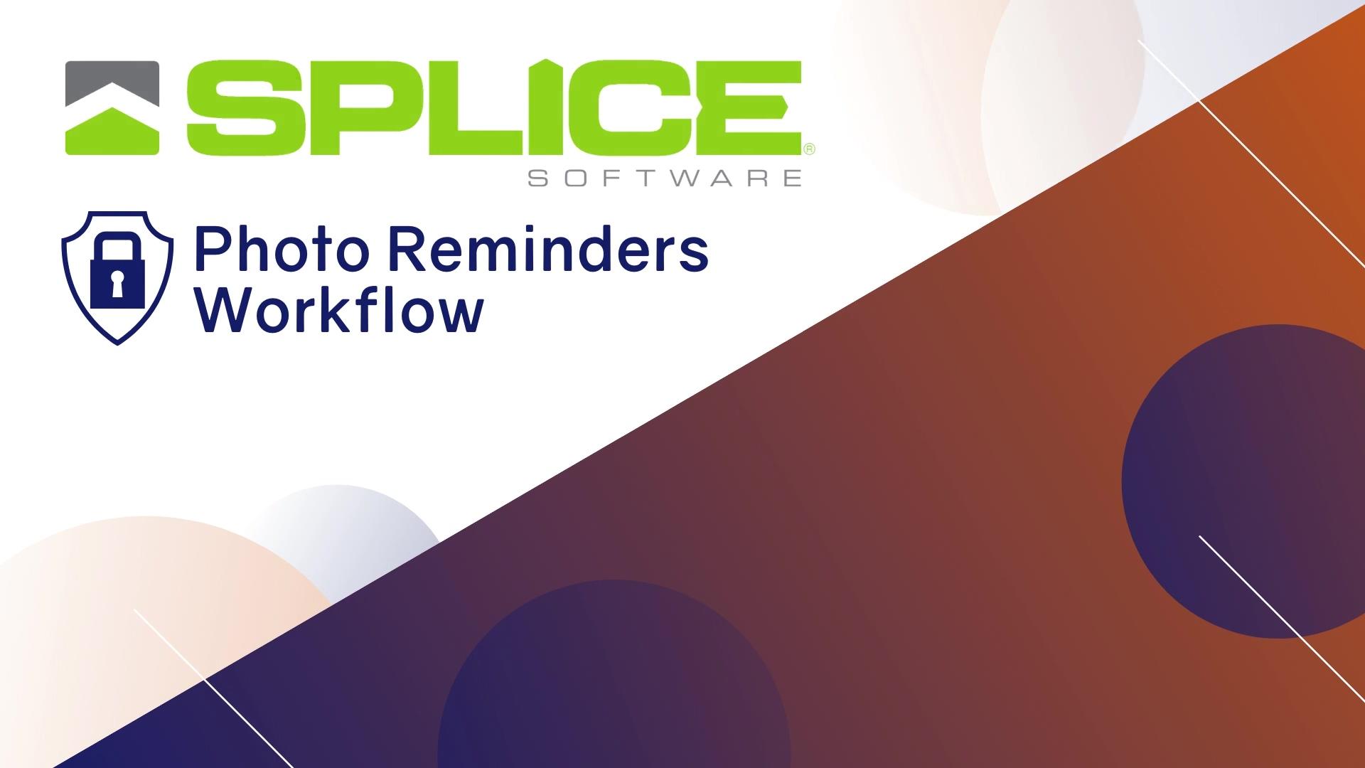 Photo Reminders Workflow Video