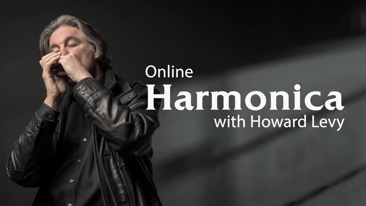 Learn Harmonica Online with Howard Levy
