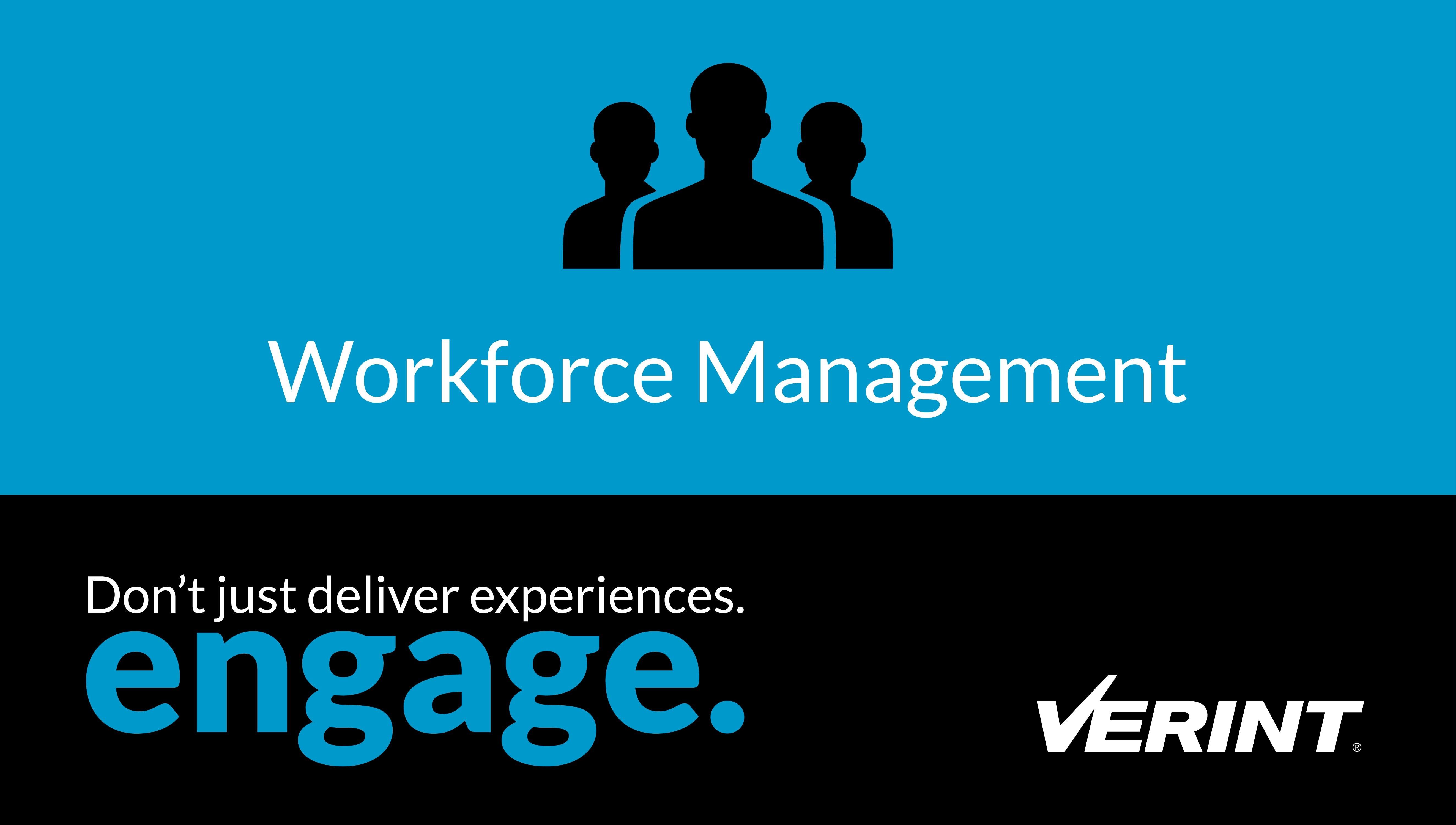 UNISONO - Workforce Management