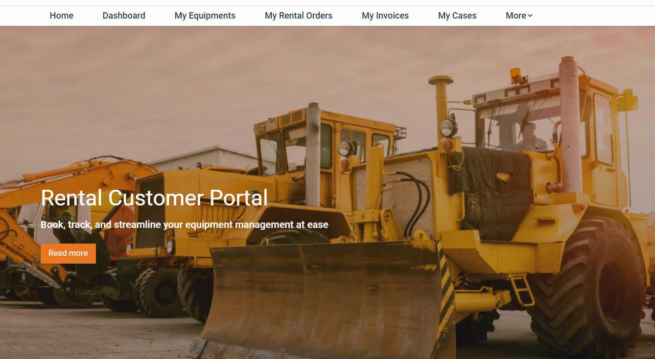 Rental-Customer-Portal