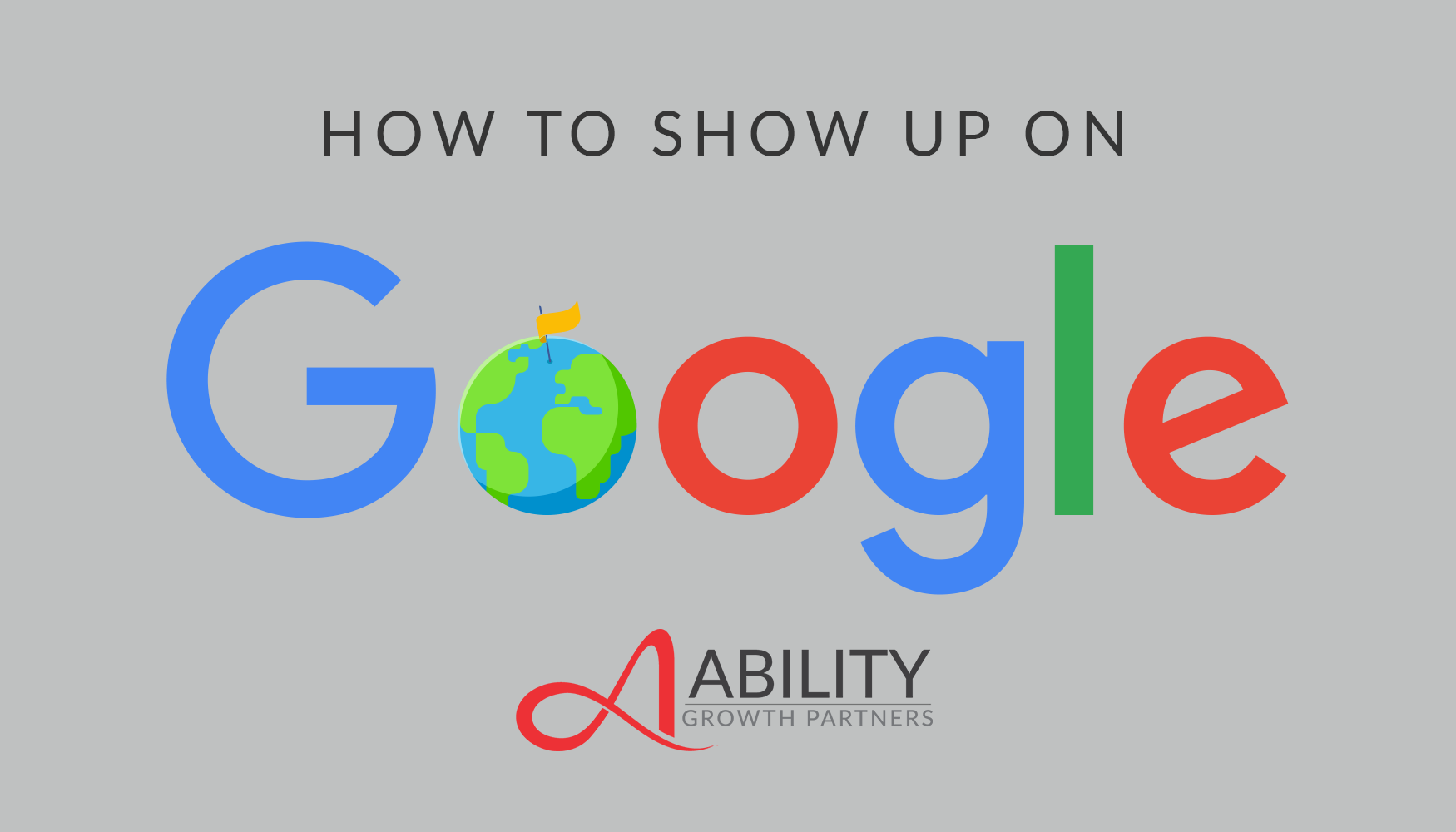 Draft 2 of How To Show Up On google Ep 1