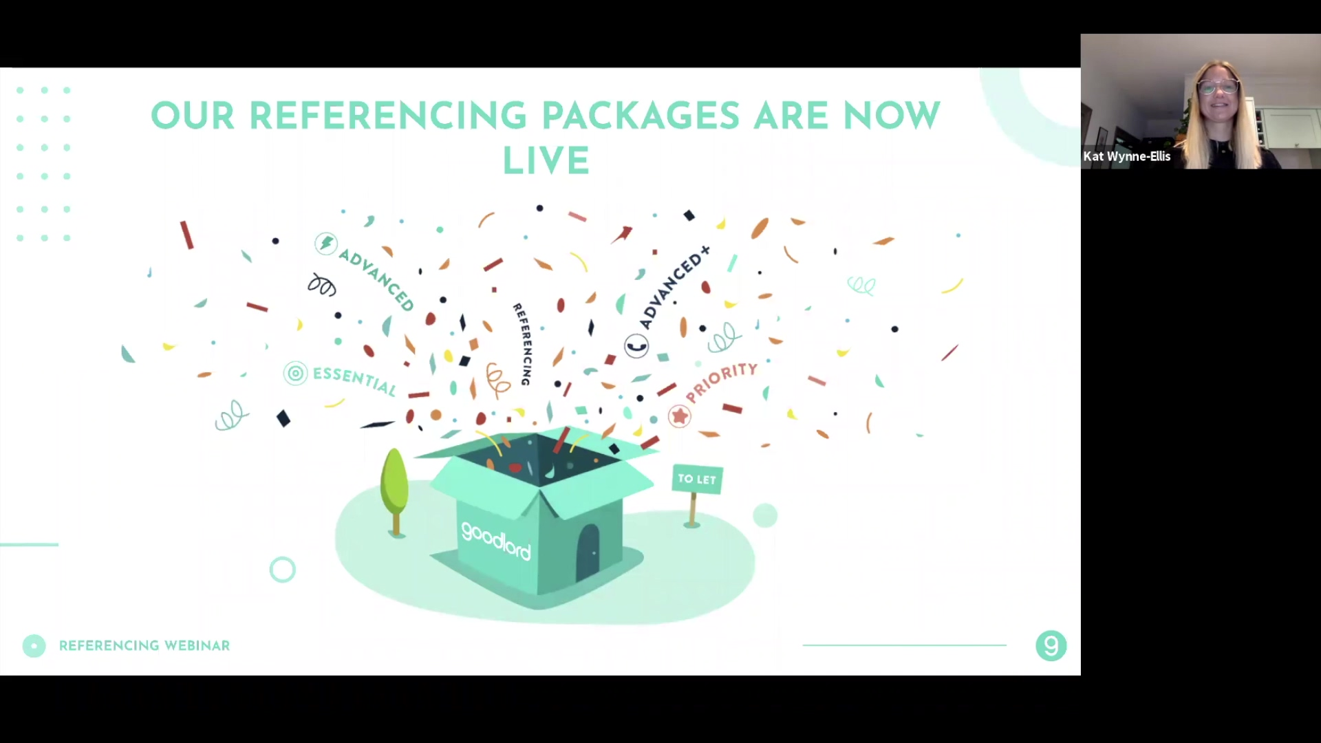 Our new referencing packages