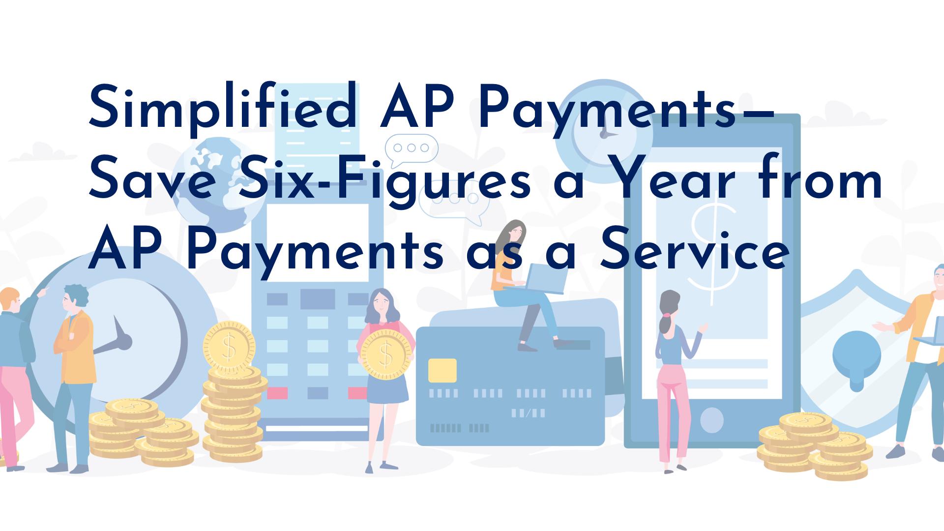 Finexio - Simplifying AP Payments (1)