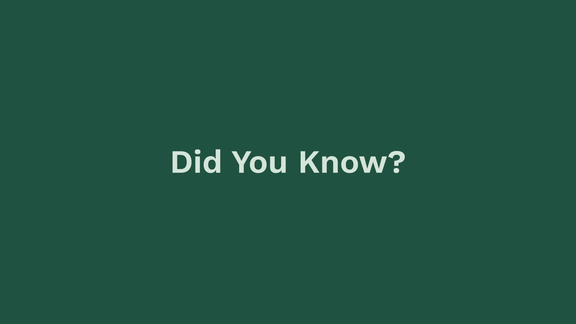 DID YOU KNOW - US - FINAL