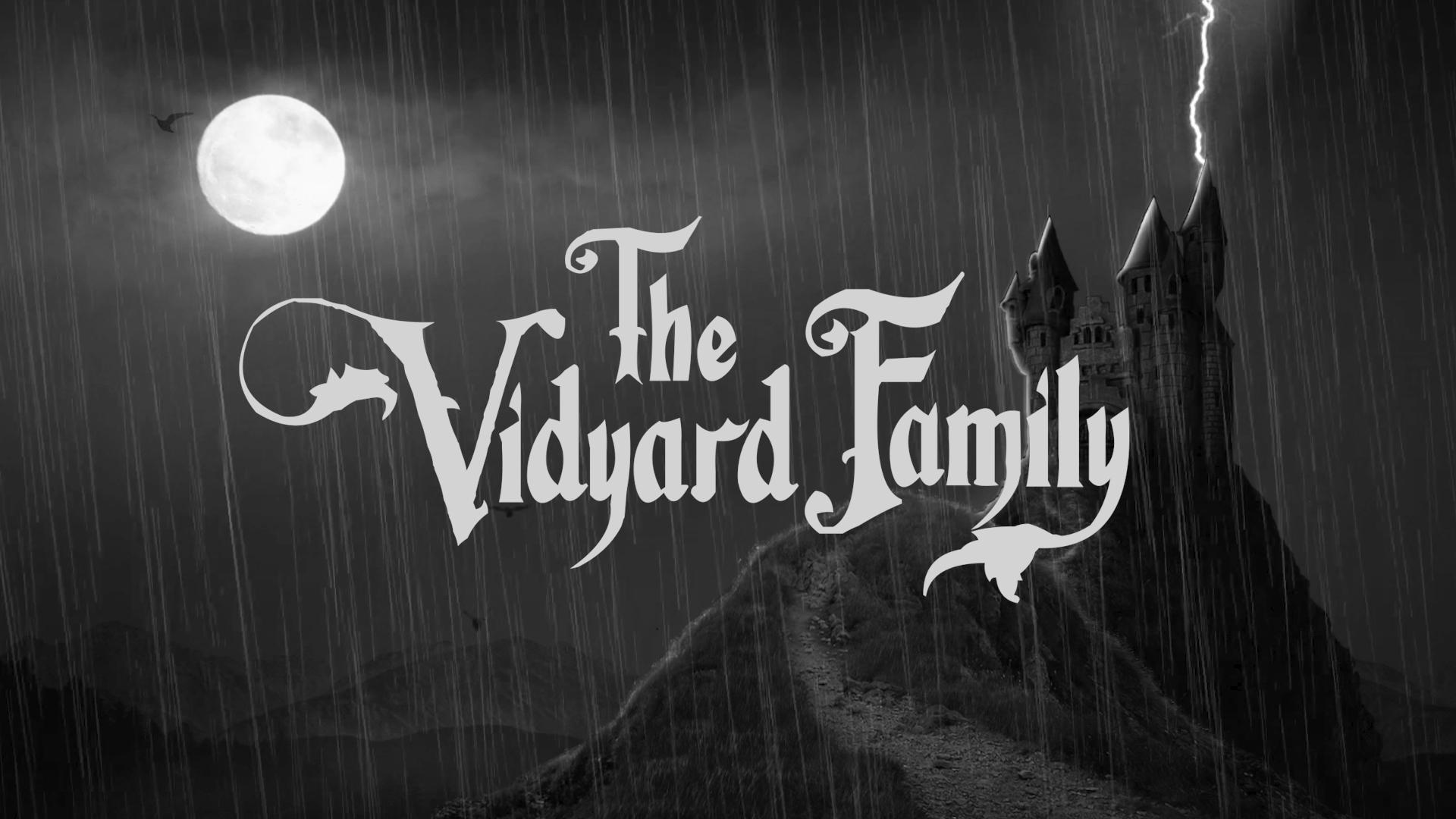 Halloween Fun: The Vidyard Family