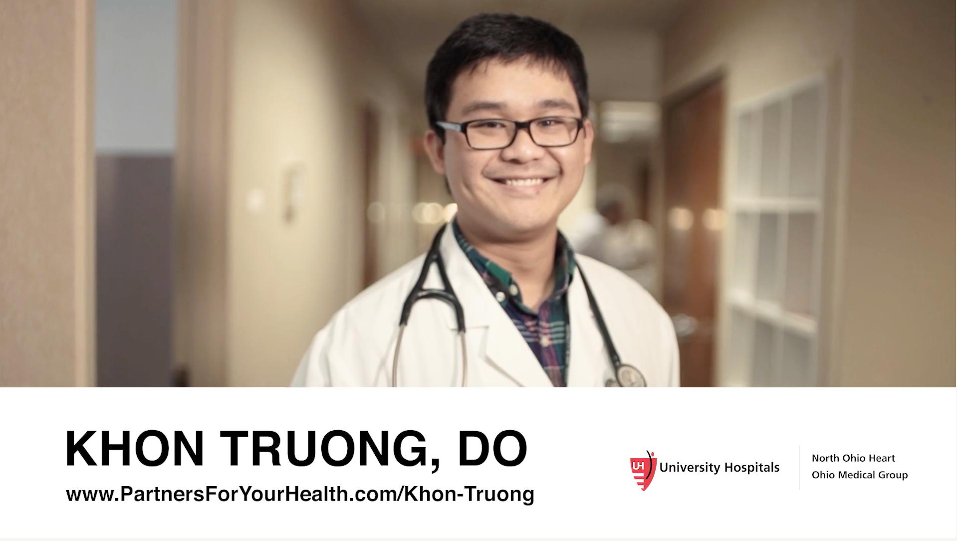 NOH Meet Dr. Truong