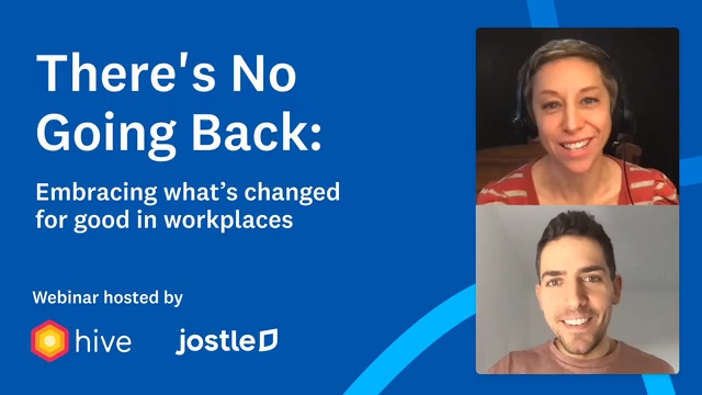 Webinar - Theres No Going Back