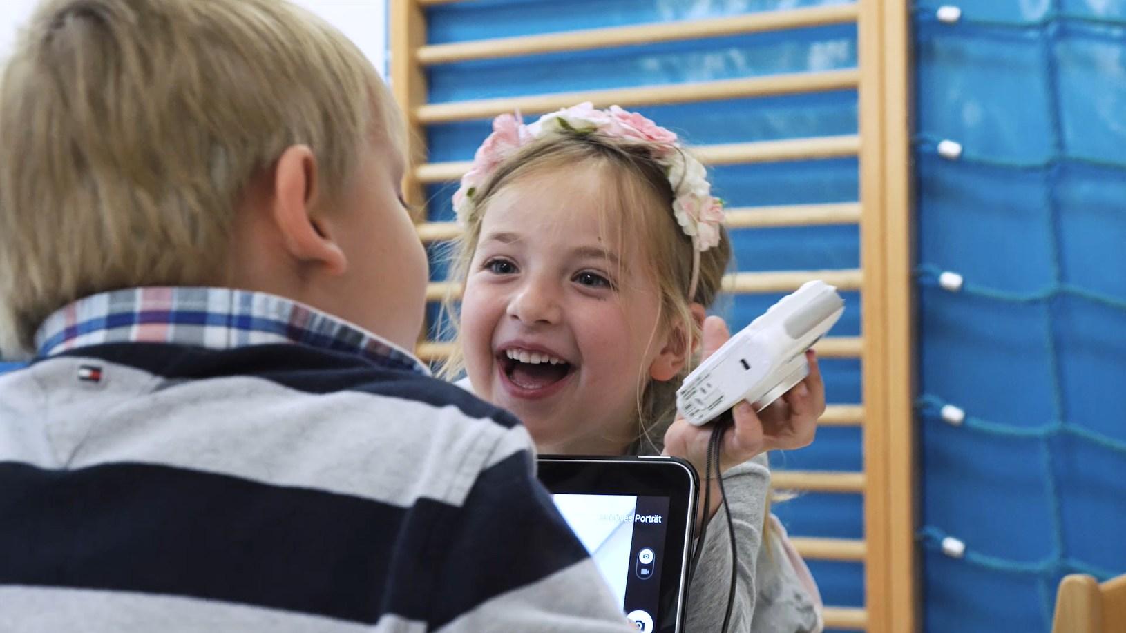 Lakesidepark - Digitaler Kindergarten