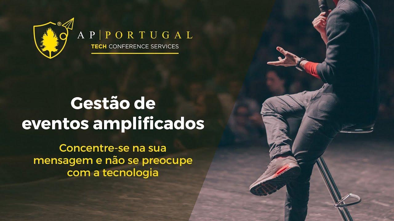 GEA Gestao de Eventos Amplificados _ AP PORTUGAL