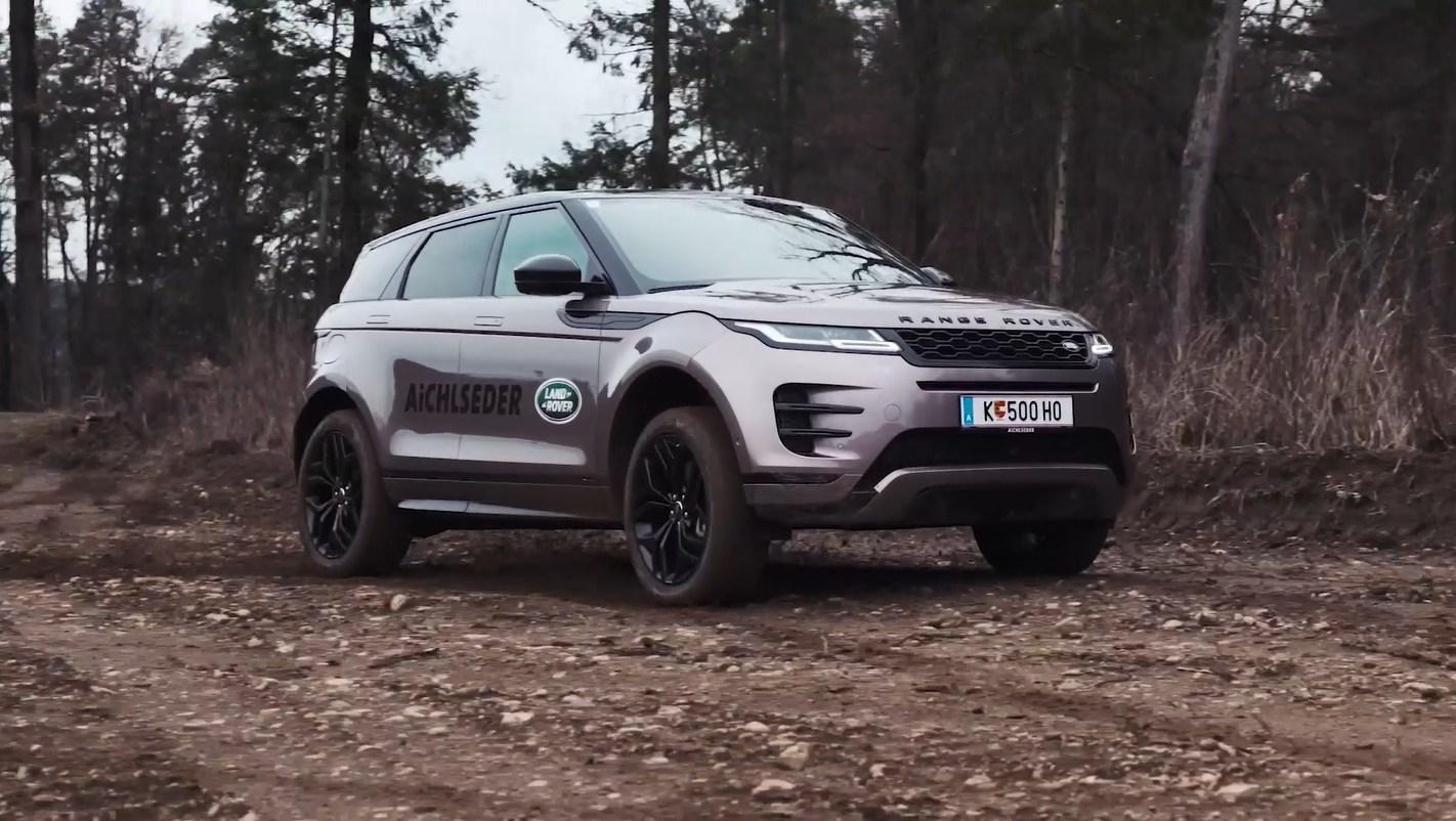 Range Rover - Die etwas andere Testfahrt
