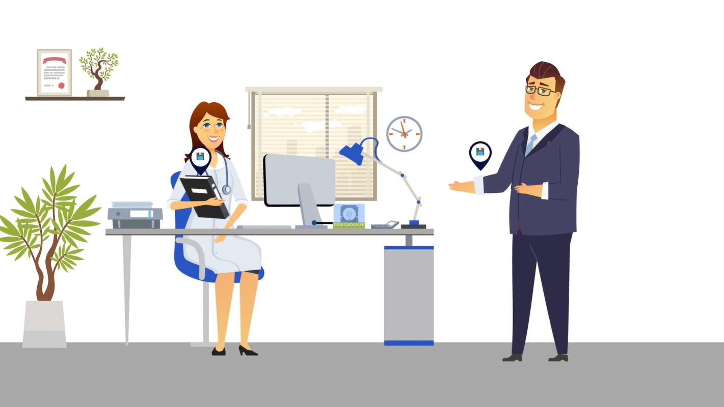 CompuGroup Medical - Datasafe