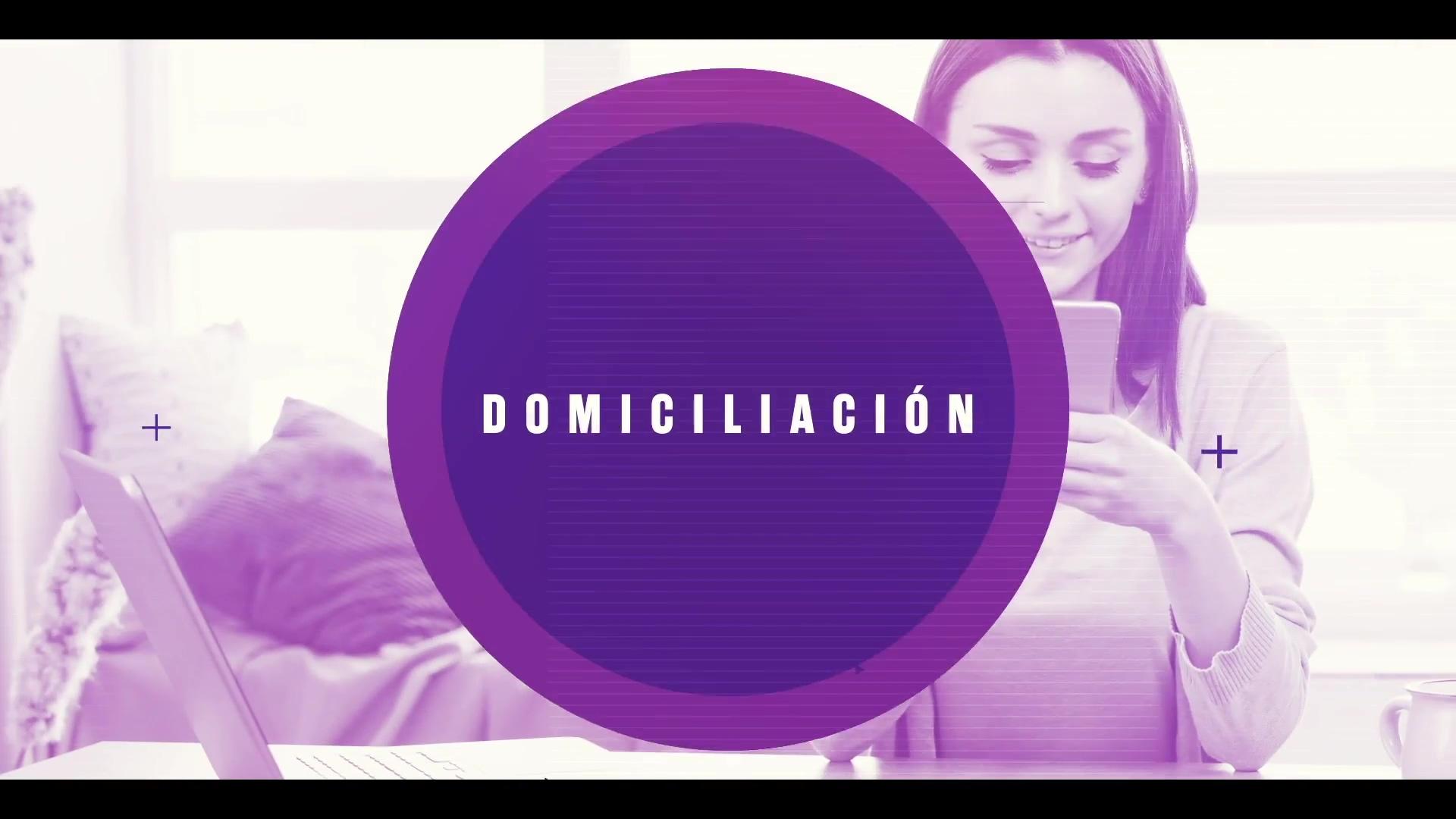 PUB_Domiciliacion ALTA