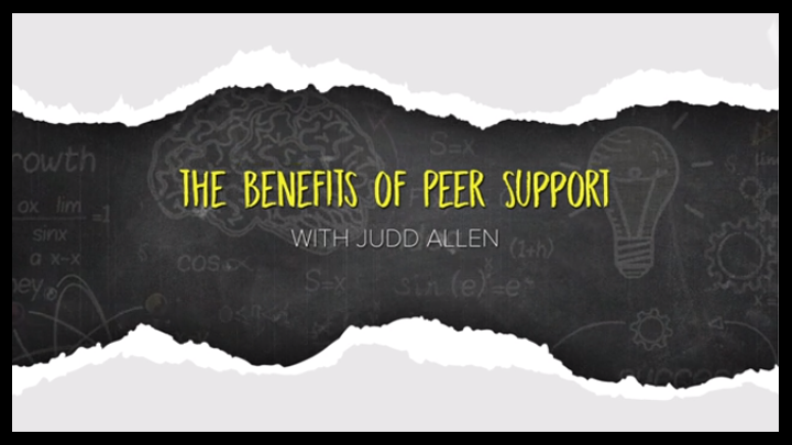 The Benefits of Peer Support-2
