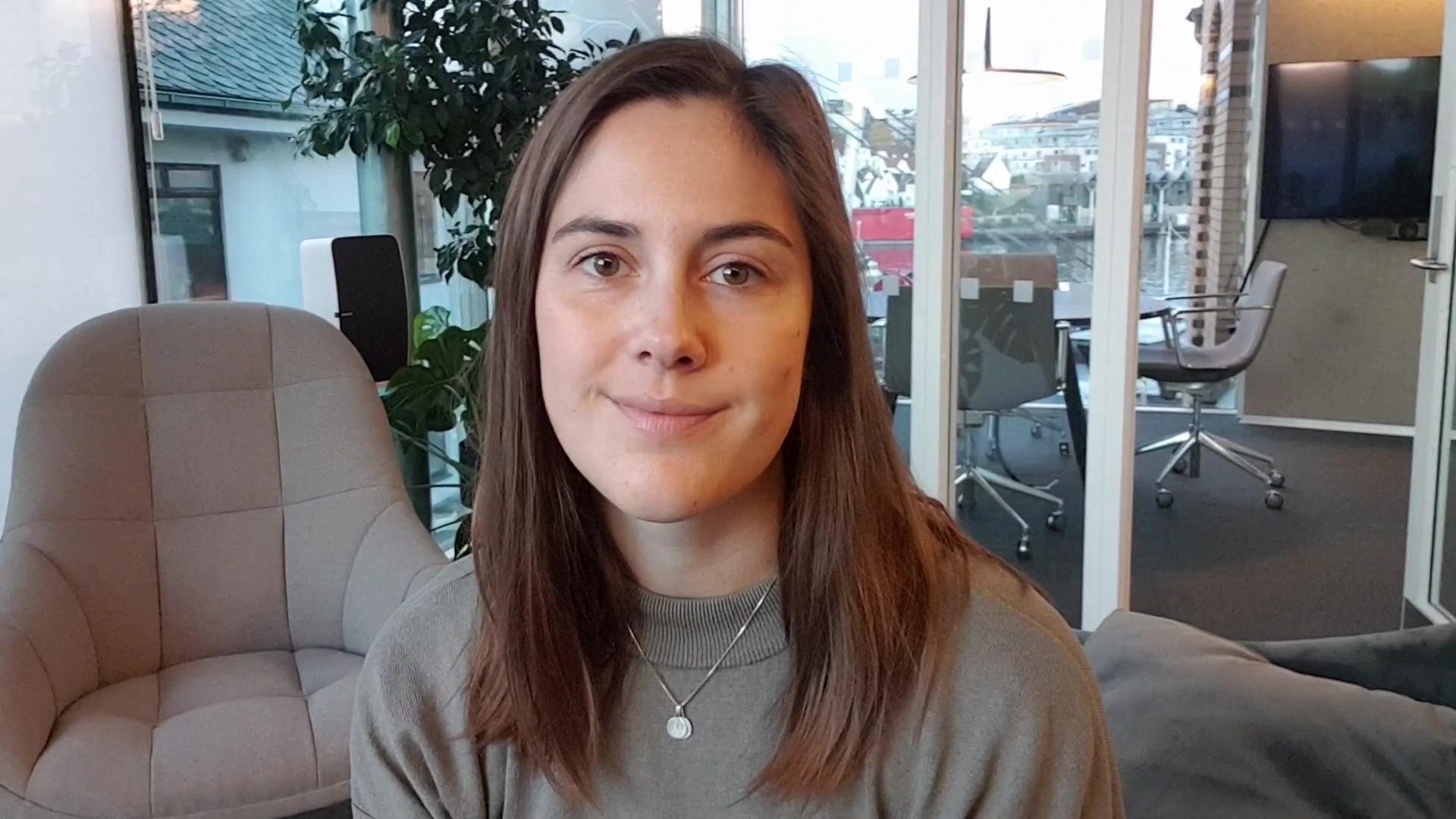 Slik er det å jobbe som Digital markedsfører og Innholdsrådgiver i Leadify - Charlotte Kleming