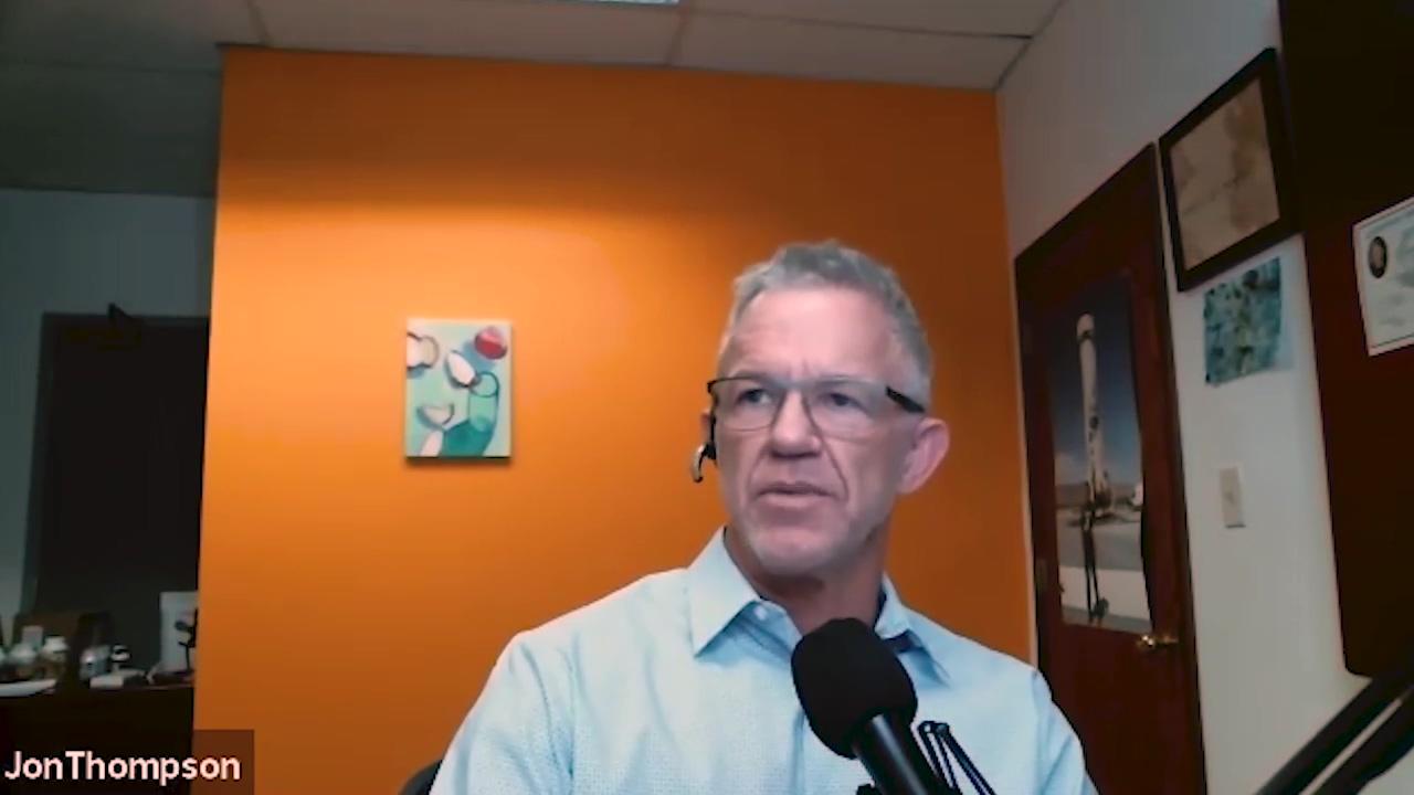 Jon Thompson on Manufacturing Exec 102620