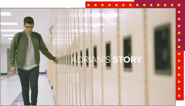 Adrian's Story