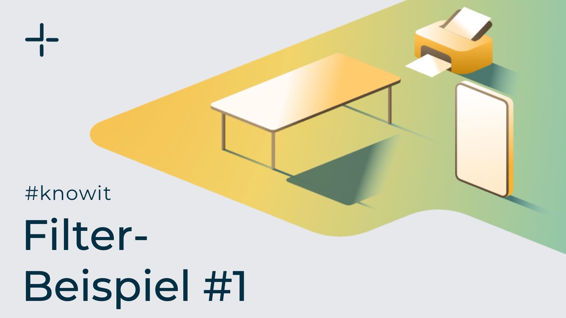Filter + Werte ersetzen