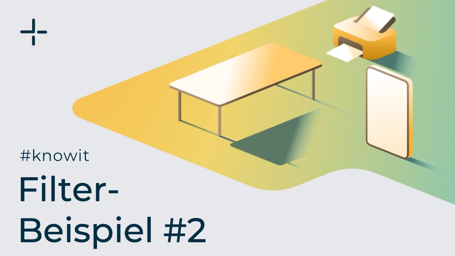 Filter kombi + dashboard