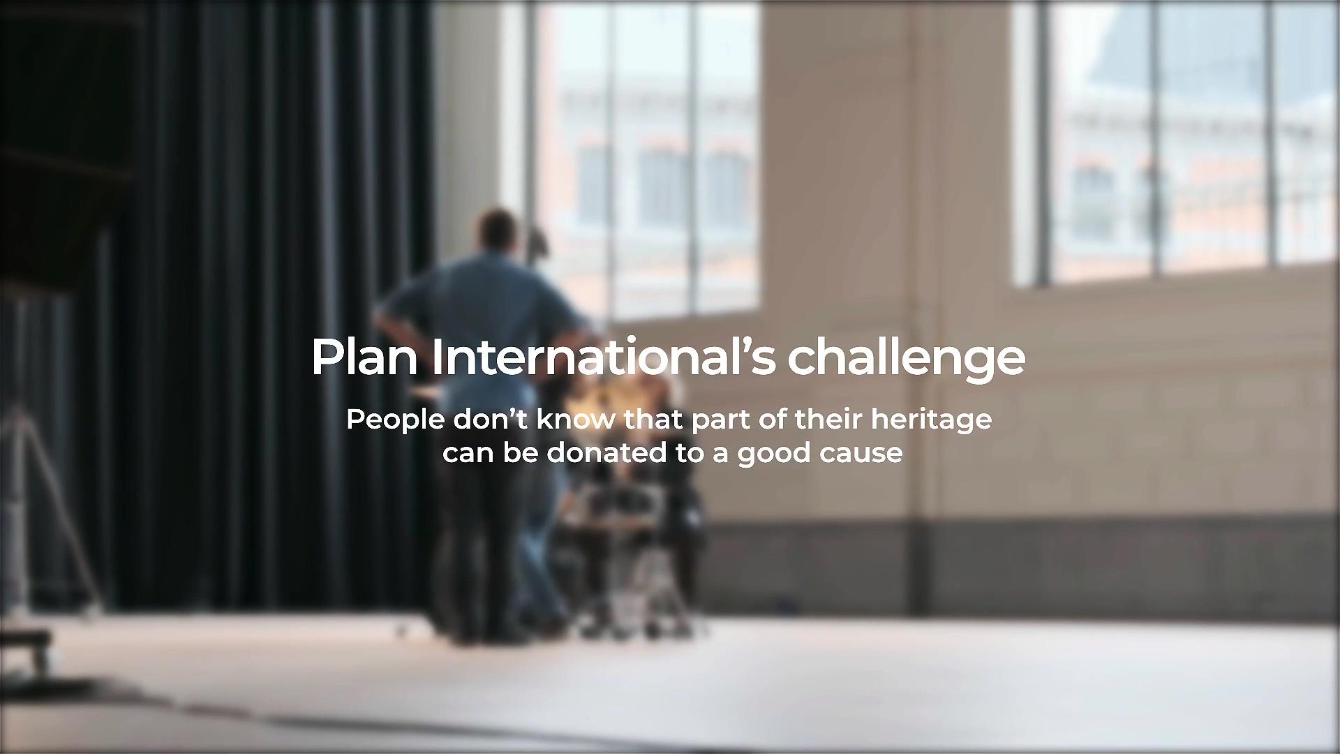 Making Of - Plan International Belgium Shoot (EN Subs)