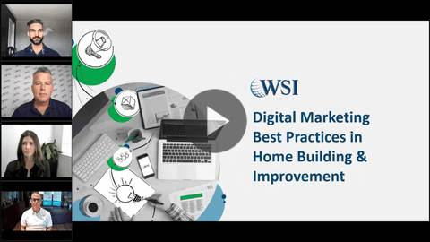 Digital Marketing Best Practices in Home Building from Expert Panel