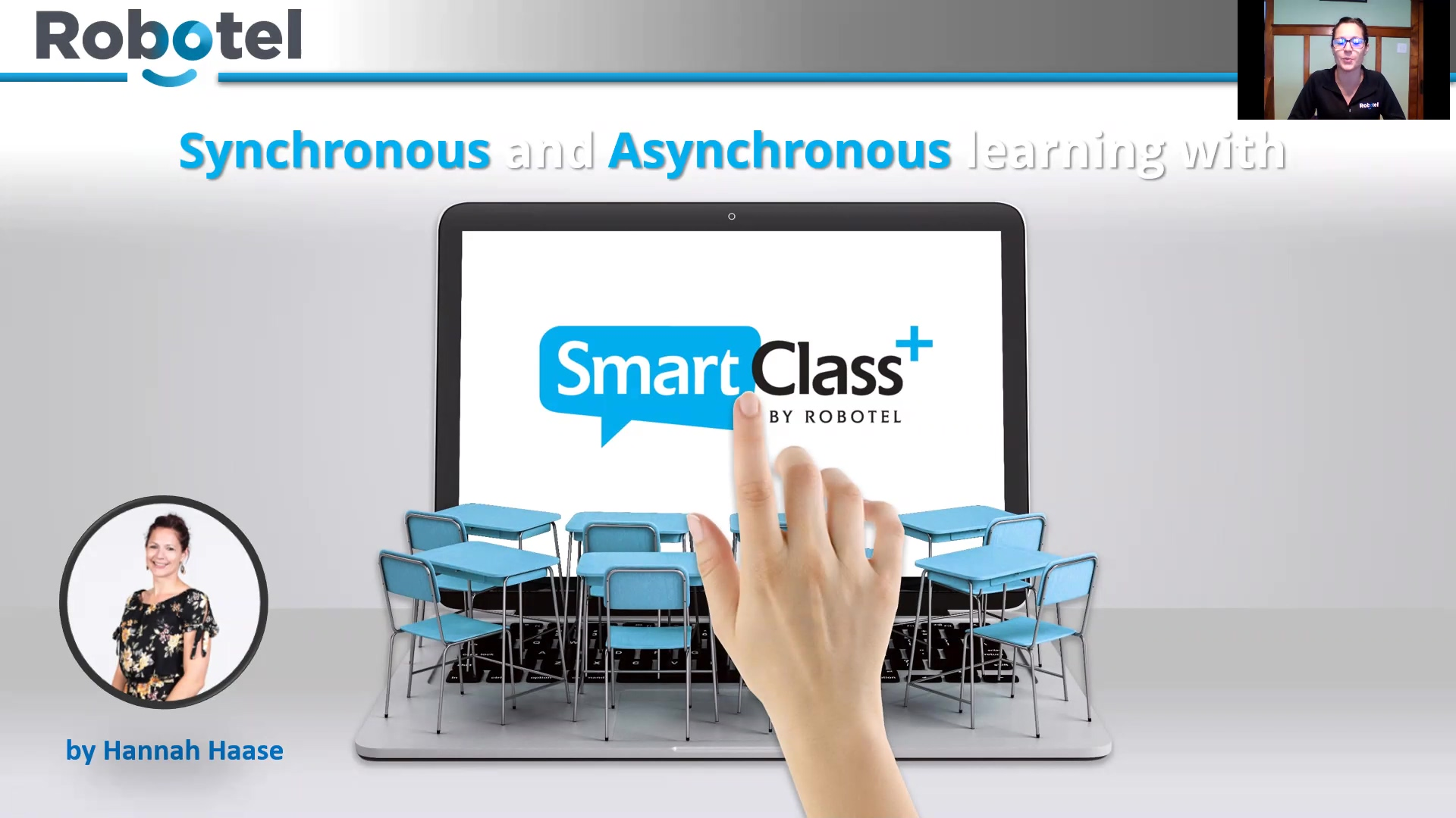 Asynchronous and synchronous learning with SC HUB
