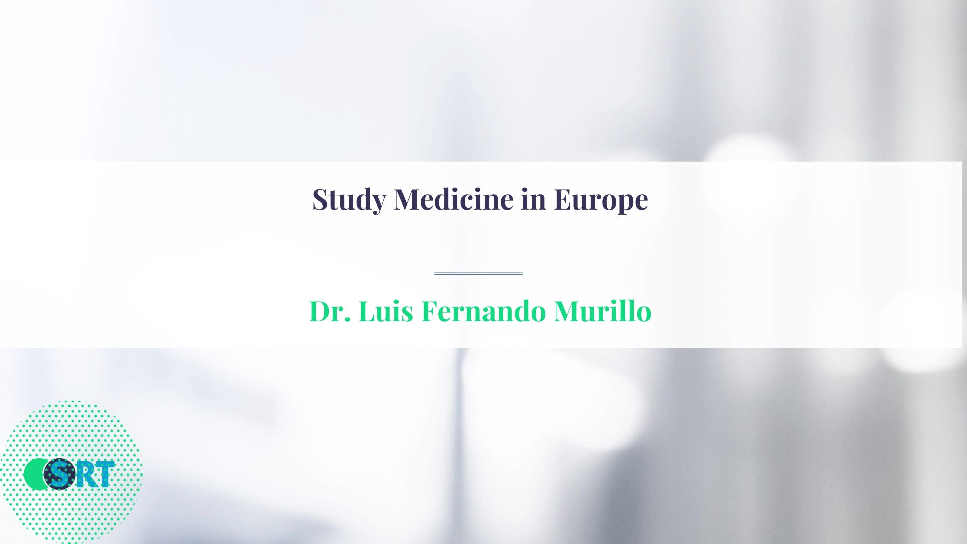 Study Medicine in Europe