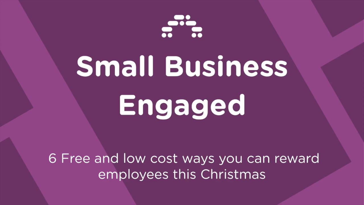 Small Business Engage UK - Episode 1