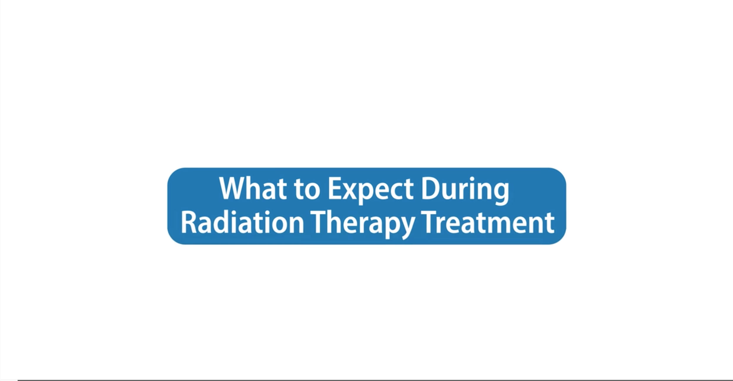 McKesson-Radiation-Expectation