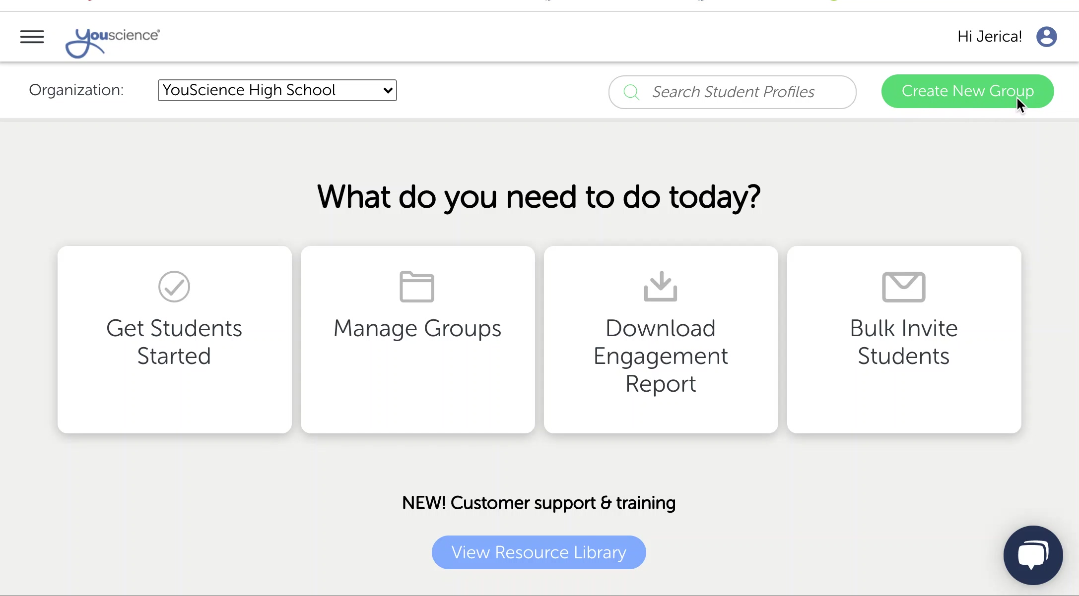How to Create a New Group in the Admin Portal