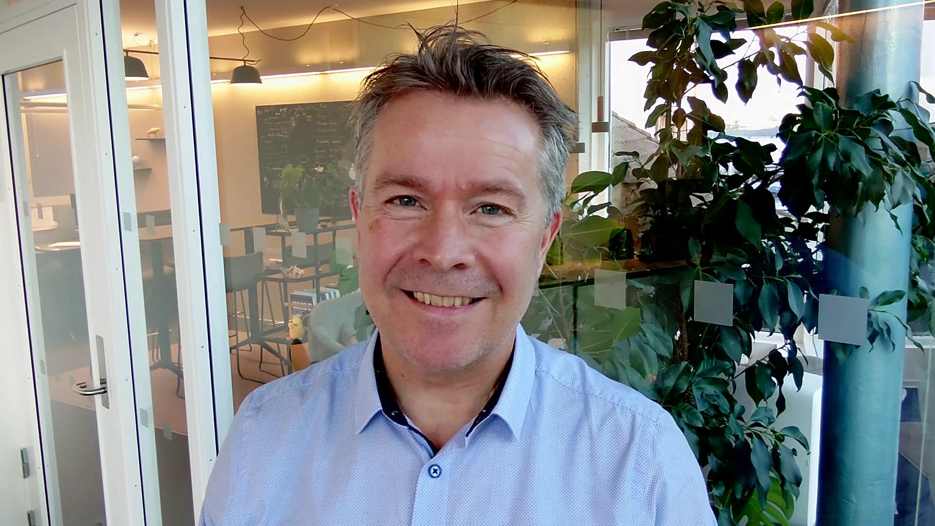Å gjøre en forskjell - Øyvind Jacobsen
