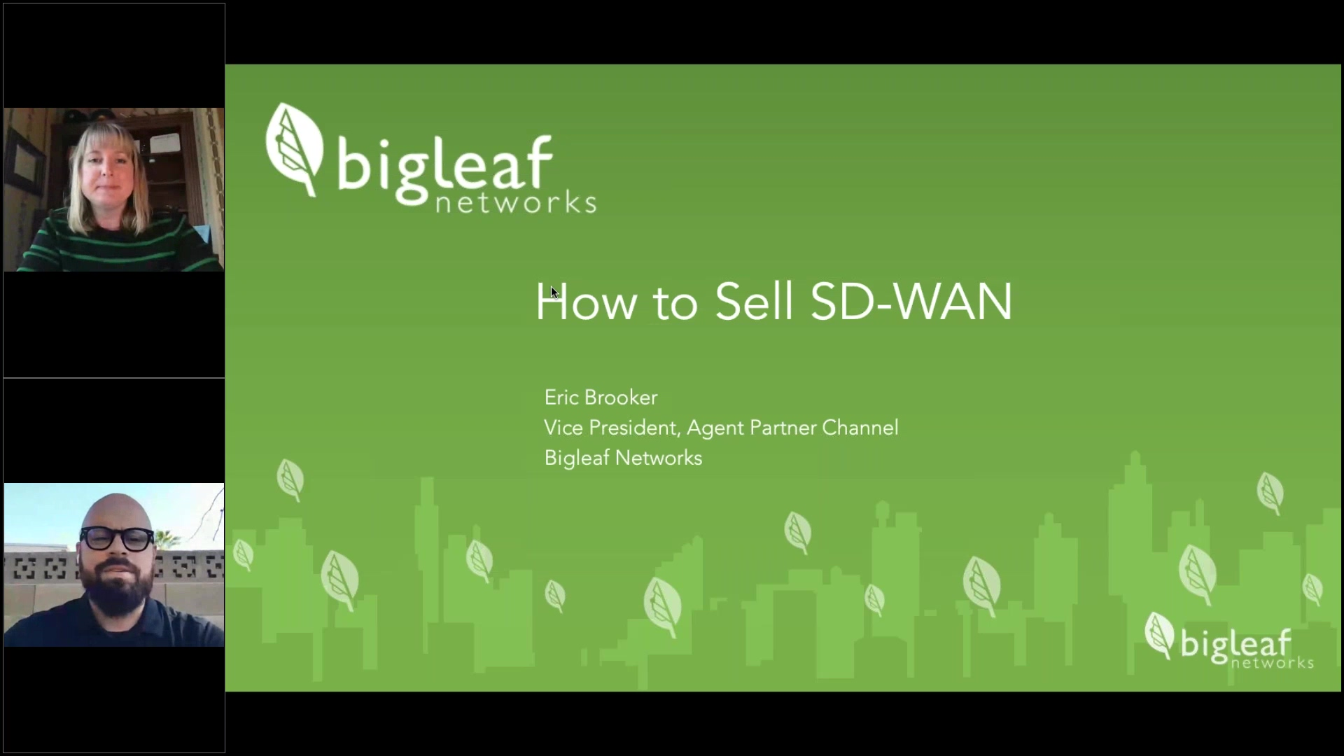How to Sell SD-WAN
