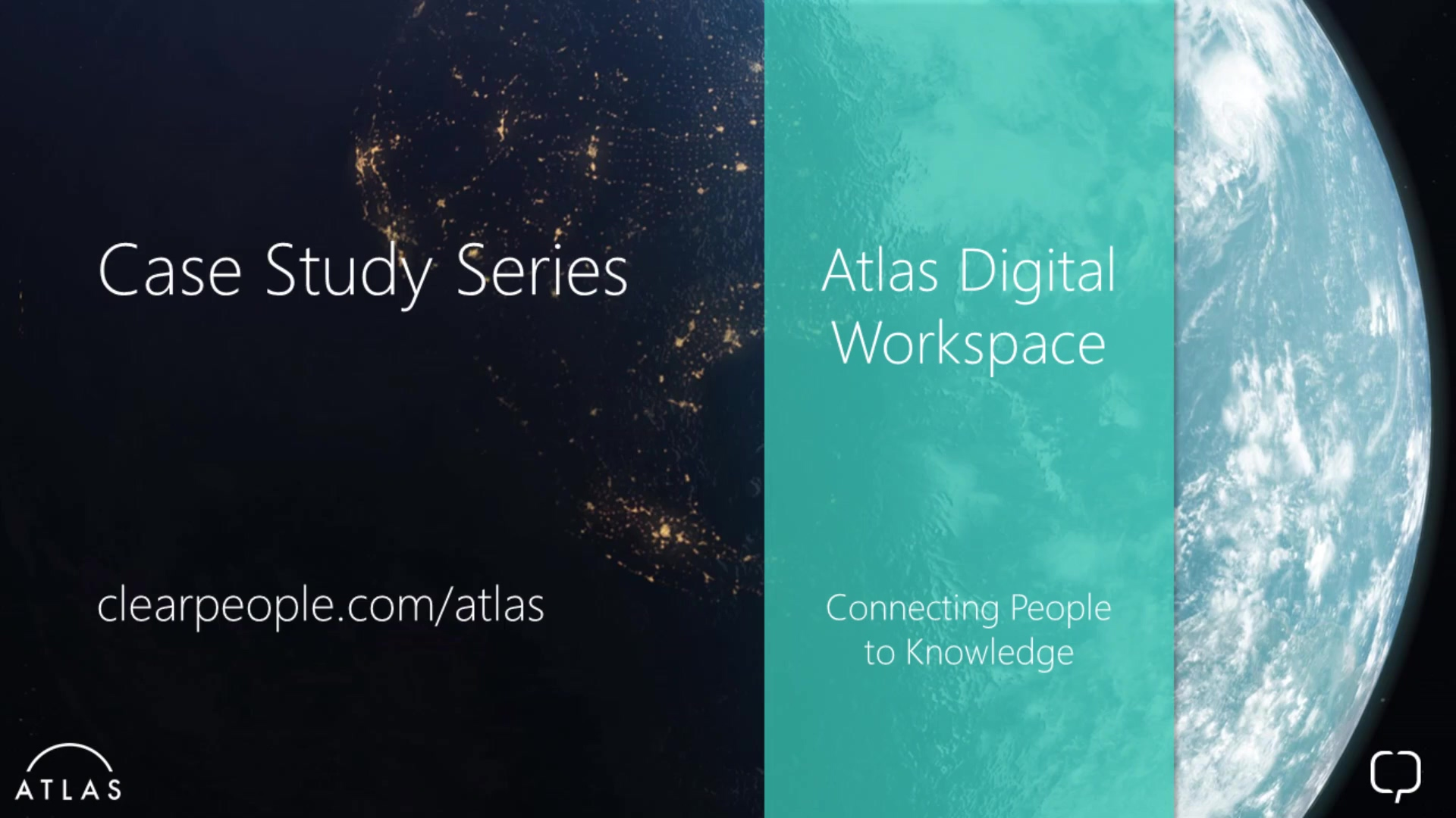 PfP Case Study - 3 - Choosing Atlas