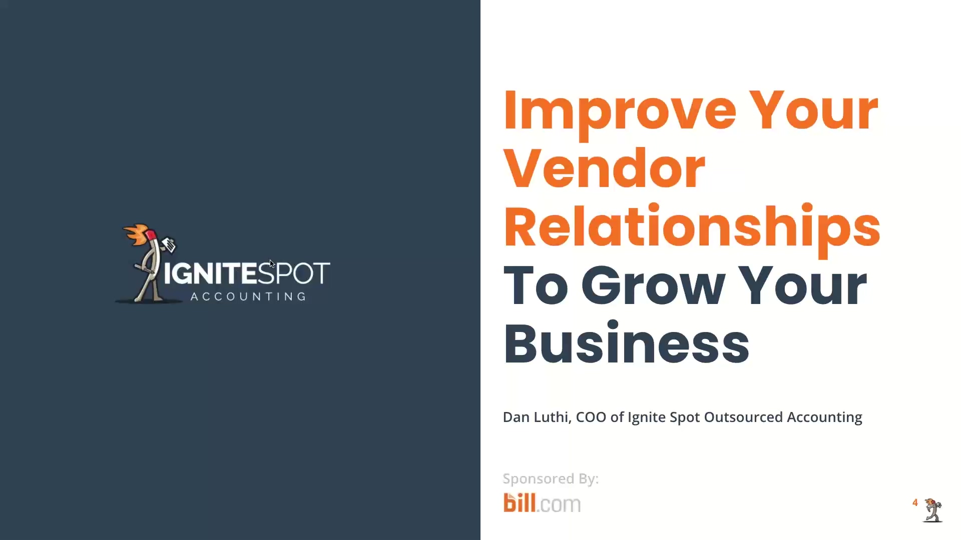 HOW TO IMPROVE VENDOR RELATIONSHIPS TO GROW YOUR BUSINESS_recording