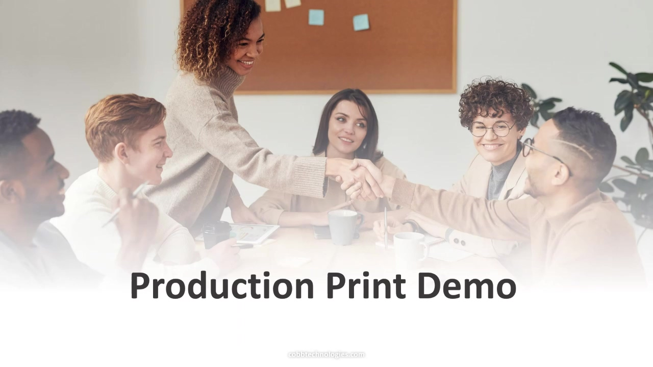 Coffee with Cobb 11.5.2020 Production Print Demo