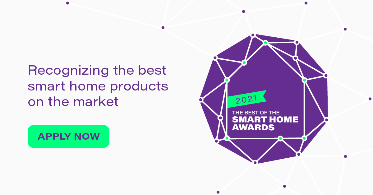 Why Apply? | Best of the Smart Home Awards