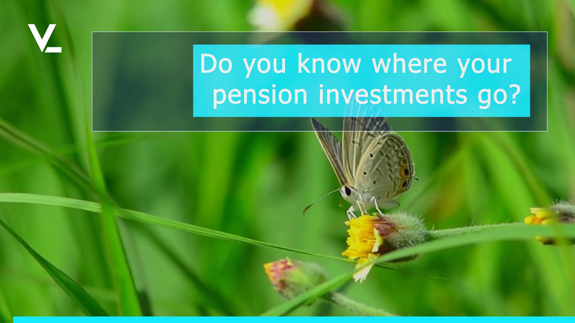 Video 1 - Do you know where your pension investments go?