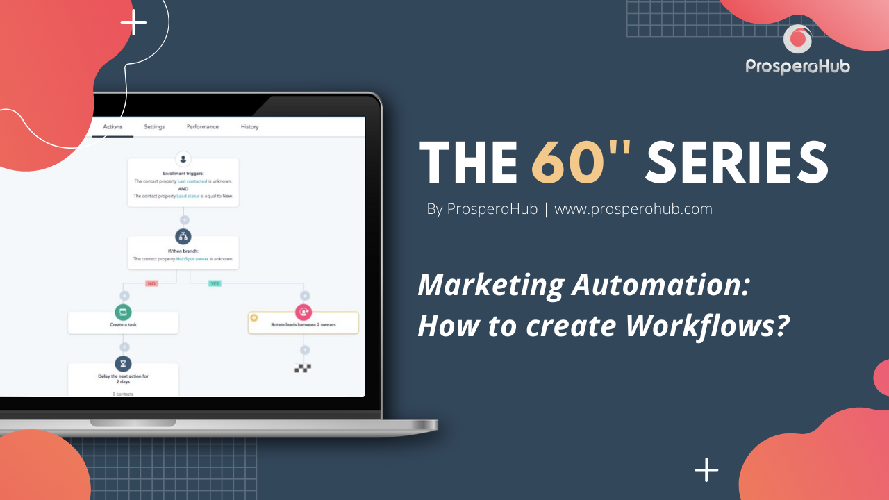60 Second Series - Marketing Automation