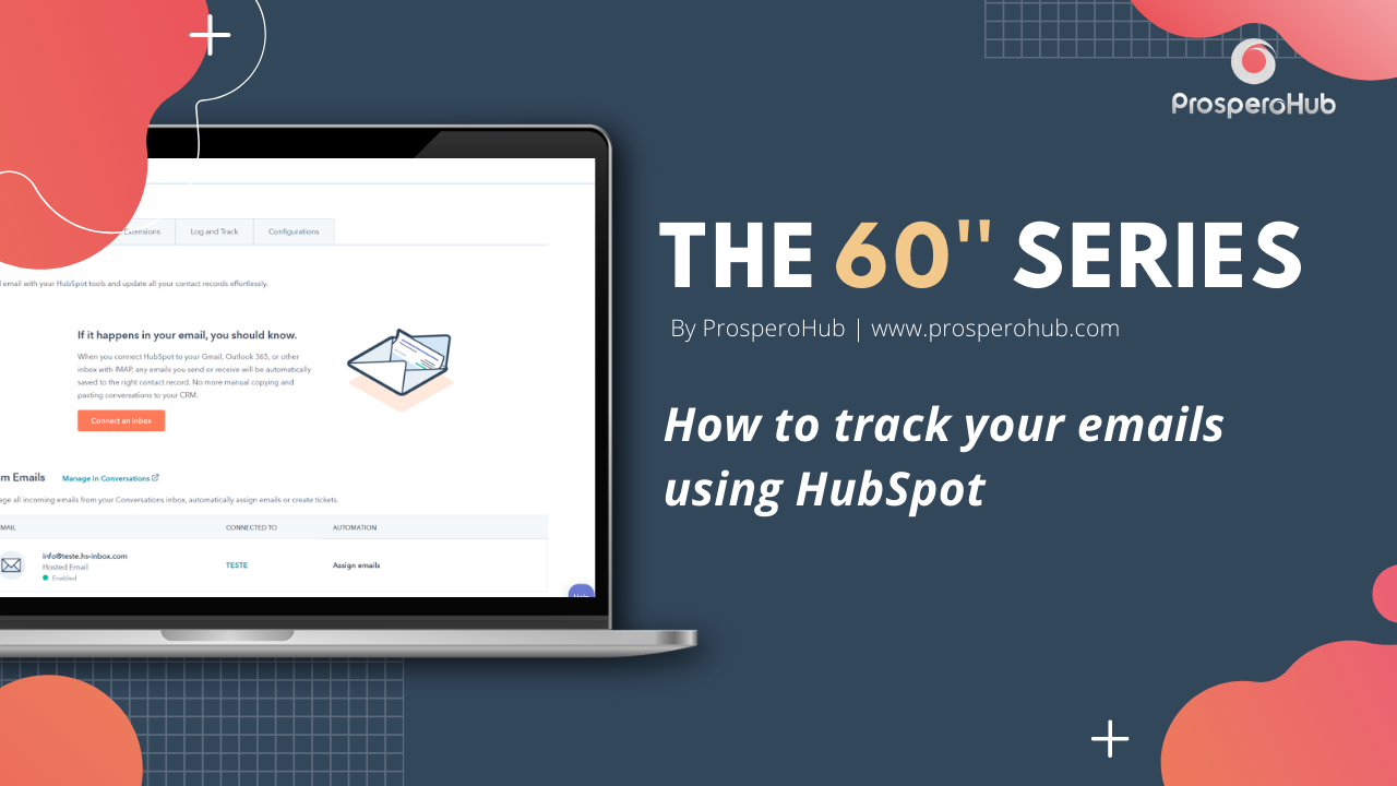 60 Second Series - Email Tracking