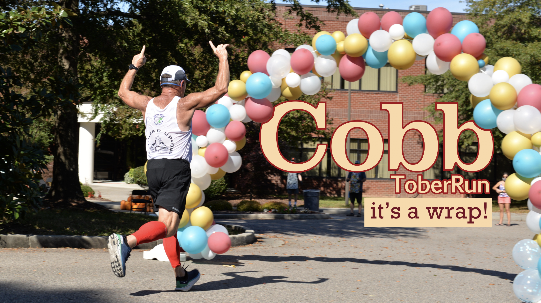 Cobbtober Run 2020 Its a wrap for Hubspot