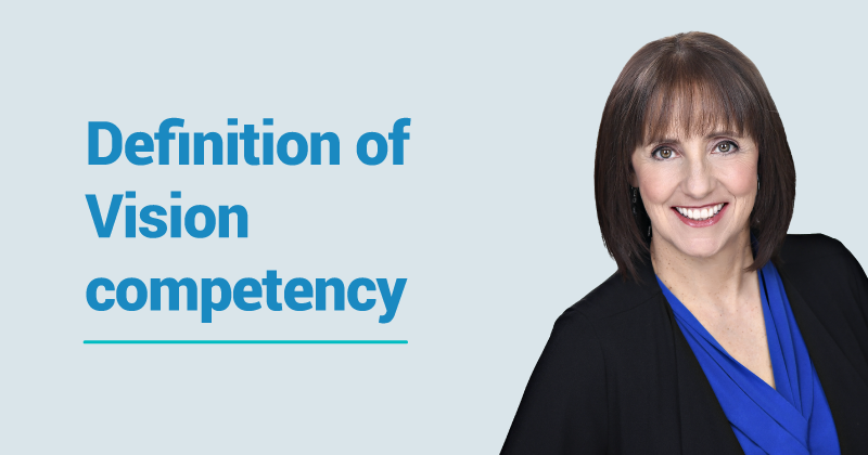 Definition of Vision Competency